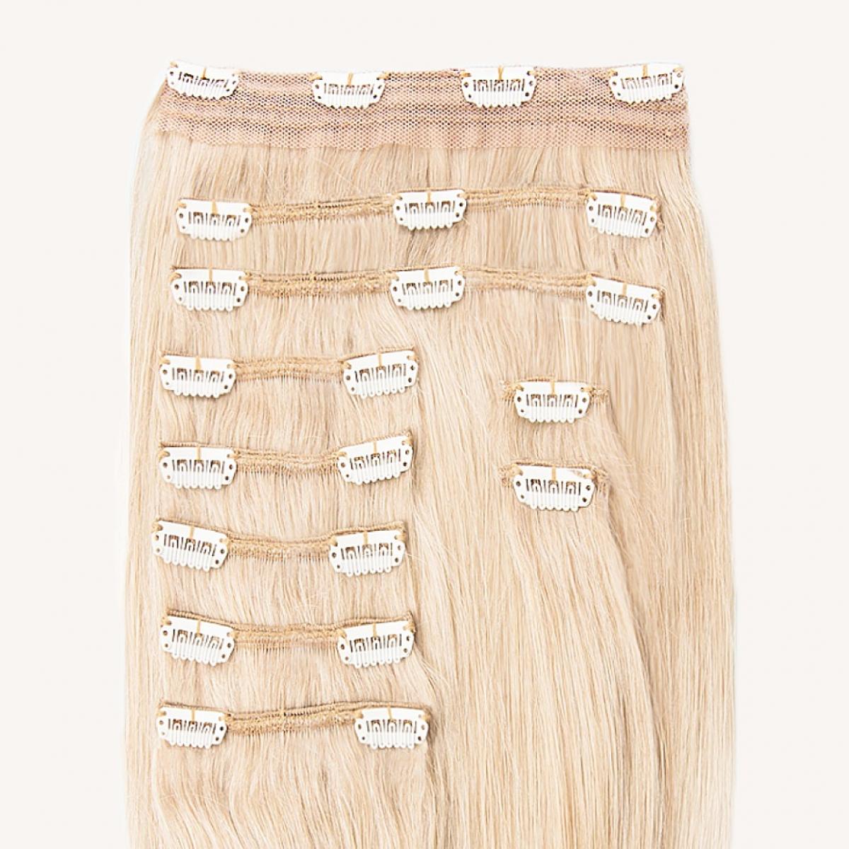 Fashion 180g 24 Blonde Hair Extensions Fashion Hair